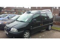 2004 Peugeot expert e7 taxi cheap £550 ono