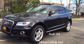 Audi Q5 both side wing mirrors