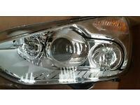 Ford galaxy titanium x headlight