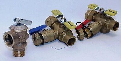 Valve Kit For Takagi Tankless Heaters Pressure Relief