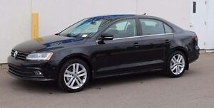 2016 Volkswagen Jetta Highline with Tech package