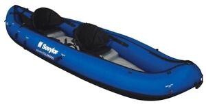 Sevylor Colorado inflatable Double Kayak Canoe