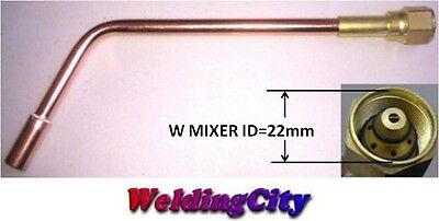 Weldingcity 8-mfa 8 Acetylene Multi-flame Heating Nozzle Victor 300 Torch
