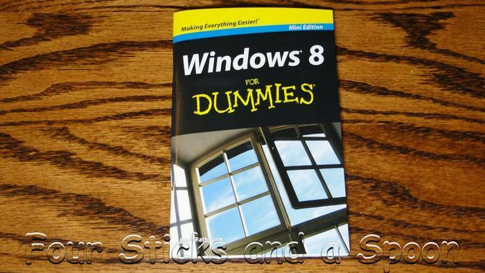 new Windows 8 For Dummies®, Mini Pocket Edition 60 Pages By: Andy Rathbon