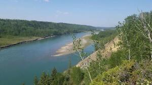 N. Saskatchewan River Views !!!