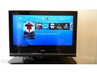 "sony bravia 32"" lcd colour tv with remote control - NEW CONDITION"