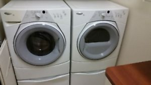 Price drop was $350 Whirlpool Duet Sport - Washer and Gas Dryer