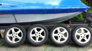Mazda Mags 16 inch