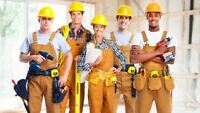 Construction General Labourers WANTED!!