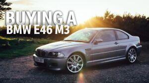 WTB/LF 2003-2006 BMW M3
