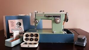 Vintage Mademoiselle sewing machine