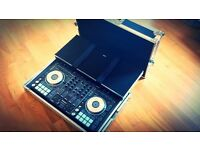 PIONEER DDJSX2 with MAGMA FLIGHT CASE