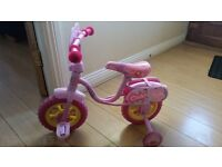 Brand new Peppa Pig toddler bike