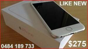 iPhone 6 16GB LIKE NEW 4G UNLOCKED  O484 189 733  $275