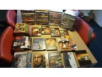 100 original dvd films bagged ready to go