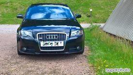 Audi A3 1.8 tfsi sline