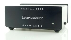 GRAHAM-SLEE-VORVERSTARKER-GRAMAMP2-COMMUNICATOR-PHONO-PREAMP-MM