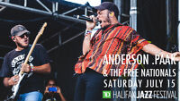 TD Halifax Jazz Festival presents: Anderson .Paak w/ Reeny Smith