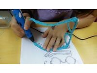 3D PRINTING PEN! AMAZING BARGAIN LESS THEN HALF PRICE! PAYPAL ACCEPTED KIDS TOY BOYS OR GIRLS