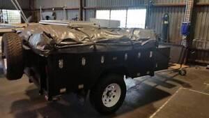 Ezytrail Camper Trailer Clearance model Slacks Creek Logan Area Preview