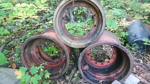 Skidder Rims & Tires For Sale!