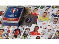 Panini Euro 2016 Sticker Swap needed