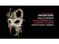 Drumcode Halloween || Tobacco Dock || Adam Beyer