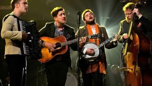 Mumford and Sons Monday dec 17 Row 8 tickets