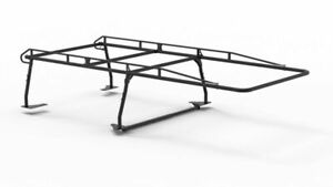 Heavy Duty Ladder Rack for Pickup - Ext. Cab 8 ft. Box