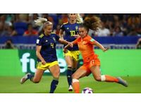 INTERNATIONAL PLAYERS WANTED SOCCER CLUB LONDON FOOTBALL LADIES WOMENS TEAM TRIAL COMPETITIVE TRAIN