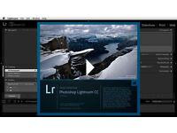 ADOBE LIGHTROOM v6 for PC/MAC