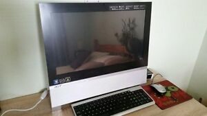Acer Aspire All in one Touch Screen Desktop