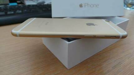 IPhone 6 Plus gold 128gb Hornsby Hornsby Area Preview