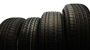 Brand new tires, well below retail prices - cash&carry
