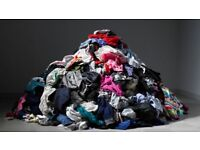 Job lot Women and Children's Clothing, Shoes and Bags