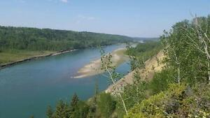N. Saskatchewan River Views !!!