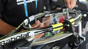 Tennis racquet stringing and regripping  $10 Oakville / Halton Region Toronto (GTA) image 1