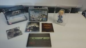 Looking for Fallout 3  & Fallout: New Vegas collectors PS3 copy