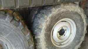 tire and rim Kitchener / Waterloo Kitchener Area image 1