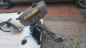 Looking for a 2.5hp to a 3.5hp outboard motor