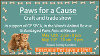 Paws for a Cause Craft & Trade Show