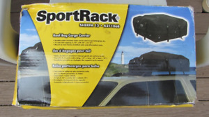 Sportrack roof top carrier