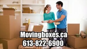 FREE DELIVERY!* Movingboxes.ca Ottawa
