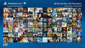 Sony PS4 Games!