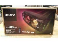Sony GTK-X1BT Bluetooth Speaker 500w Bass Bazuka