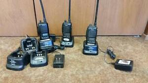 iComm Hand Held Radios & chargers - must go!