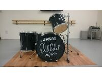 Sonor Limited Edition AC/DC Phil Rudd Drum Kit For Sale