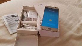 Samsung Galaxy S6 Gold - Same as new - unlocked