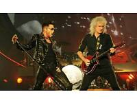 Queen + Adam Lambert tickets!!