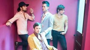 2 Kings of Leon Tickets for Jan. 16 - $115/ticket at ACC